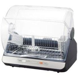 TOSHIBA(東芝) VD-B10S-LK ブルーブラック 食器乾燥機 (6人分) VDB10S