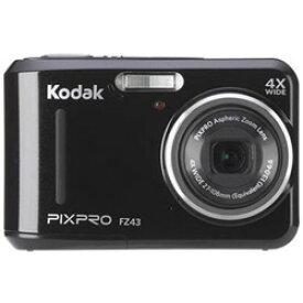 Kodak(コダック) FZ43 コンパクトデジタルカメラ PIXPRO ブラック FZ43BK