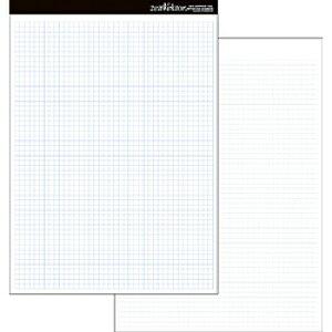 レイメイ レポート用紙方眼A4 ZVP455