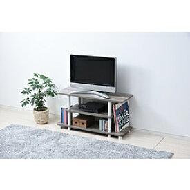 ヤマゼン システムラックTV台 80cm幅 テレビ台 RYWTV-8030(WGY/WH) RYWTV8030