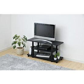 ヤマゼン システムラックTV台 80cm幅 テレビ台 RYWTV-8030(BK/BK) RYWTV8030