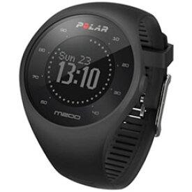 POLAR(ポラール) 90061200 GPS内蔵スポーツウォッチ M200 ブラック 90061200 【正規品】