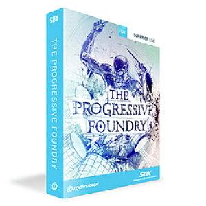 クリプトンフューチャーメディア SDX PROGRESSIVE FOUNDRY TT324 Toontrack Music TT324 TT324