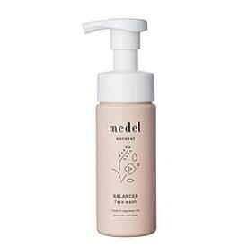 ビーバイイー medel (メデル) ナチュラル バランサー フェイスウォッシュ ローズ 150ml 洗顔 メデル