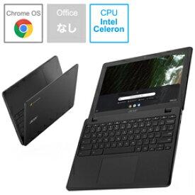 Acer(エイサー) ノートパソコン Chromebook (クロームブック) 712 シェールブラック C871T-A14N [12.0型 /intel Celeron /eMMC:32GB /メモリ:4GB /2020年10月モデル] C871TA14N