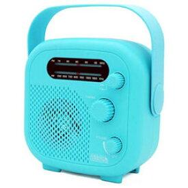ヤザワ シャワーラジオ ブルー SHR02BL SHR02BL