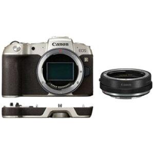 Canon(キヤノン) EOS RP(EOSRP) マウントアダプターSPキット ゴールド [キヤノンRFマウント] フルサイズミラーレスカメラ EOSRPGLBODYMADK [振込不可]
