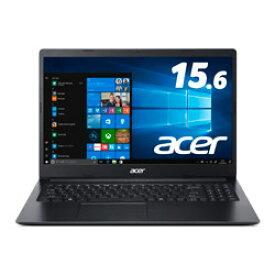 Acer(エイサー) ノートパソコン Aspire 3 チャコールブラック A315-34-A14U/KF [15.6型 /intel Celeron /SSD:256GB /メモリ:4GB /2020年8月モデル] A31534A14UKF