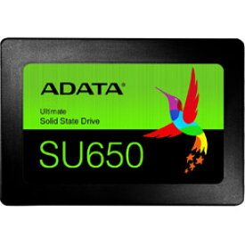 ADATA(エイデータ) Ultimate SU650 ASU650SS-120GT-R (SSD/2.5インチ/120GB/SATA) ASU650SS120GTR