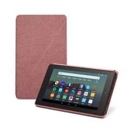Amazon(アマゾン) Amazon純正 Fire7 タブレット (第9世代) カバー プラム B07KD1SX1S B07KD1SX1S