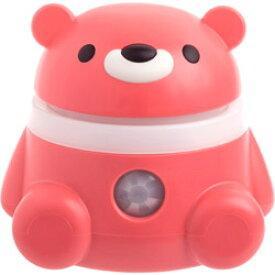 HAMEE Hamic BEAR(ハミックベア)子どものための音声メッセージロボット 282-885321 ピンク HAMICBEARPK