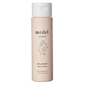ビーバイイー medel (メデル) ナチュラル バランサー フェイスローション ローズ 150ml 化粧水 メデル
