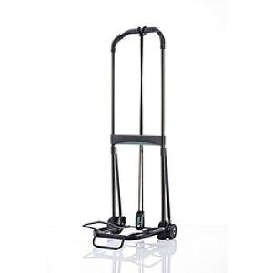 協和 大型キャリーカート ブラック 耐荷重50kg ブラック 75-94371 7594371