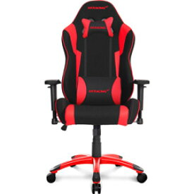 AKRACING AKRacing Wolf Gaming Chair (Red) WOLF-RED ゲーミング・オフィスチェア(レッド) [AKR-WOLF-RED]【ゲーミングチェアー】 AKRWOLFRED