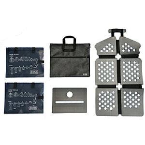 ヴェリー SU-PACK 1/6 Clean ガーメントケース男性用 ブラック ヴェリー 50100