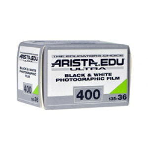 ARISTA EDUULTRA40035X36 ARISTA EDU ULTRA ISO 400 35mm 36枚撮り EDUULTRA40035X36