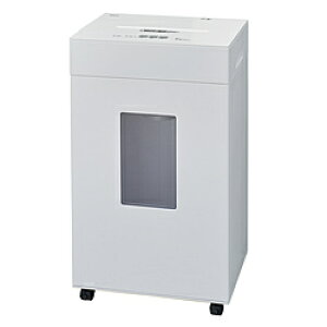 Nakabayashi パーソナルシュレッダ ダストレス(マイクロカット) ホワイト [マイクロカット /A4サイズ] NSEDLM01W
