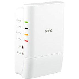 NEC(エヌイーシー) PA-W1200EX 無線LAN(wi-fi)中継機 [ac/n/a/g/b] PAW1200EX