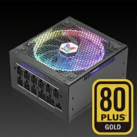 SUPERFLOWER PC電源 LEADEXIII GOLD ARGB PRO 850W [850W /ATX /Gold] LDX3GOLDARGBPRO850W