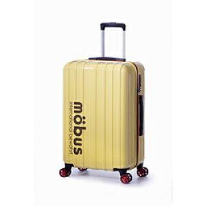 MOBUS スーツケース ハードキャリー 60L mobus(モーブス) アイボリー MBC-1908-24 [TSAロック搭載] MBC190824