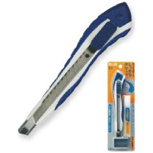PLUS [カッターナイフ] カッターナイフS ブリスターパック入 替刃付 CU-004 SCU004
