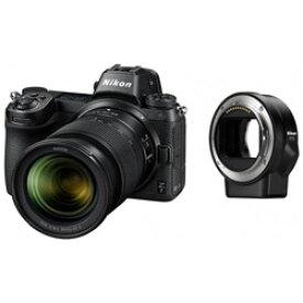 Nikon(ニコン) ニコン Z 7(NikonZ7) 24-70+FTZマウントアダプターキット [ニコンZマウント] フルサイズミラーレスカメラ Z7LK2470FTZKIT