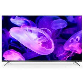 TCL(ティーシーエル) 液晶テレビ T8Sシリーズ 黒 55T8S [55V型 /4K対応 /YouTube対応 /Bluetooth対応] 55T8S 【お届け日時指定不可】