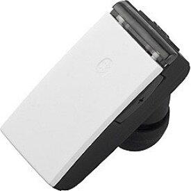 BUFFALO(バッファロー) BSHSBE23WH(ホワイト)【マイク対応】【USB充電ケーブル付】 片耳ヘッドセット BSHSBE23WH [振込不可]