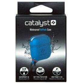 トリニティ AirPods(エアーポッズ)ケース Catalyst CTR-WPAP17-BL ブルー CTRWPAP17BL [振込不可]