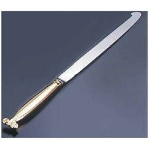 吉田金属工業 ウェディングケーキナイフ 剣型 (桐箱入) <NUE11> NUE11