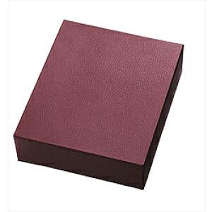 パール コレクションケース 3本入ボックス鏡付き(ワイン)