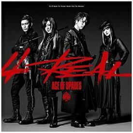 エイベックス・エンタテインメント ACE OF SPADES / 4REAL CD