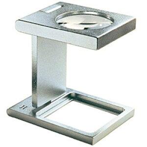 エッシェンバッハ 精密リネンテスター 光学ガラスレンズ23.3mm径/5倍 1259