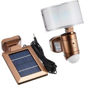 大進 DAISHIN 広角ソーラーセンサーライト電球色 DAISHIN DLS-1T600L