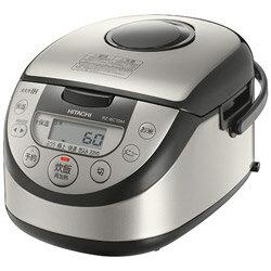 【02/16発売予定】日立(HITACHI)RZ-BC10M-S炊飯器シルバー[5.5合/IH/3.6](RZBC10M)