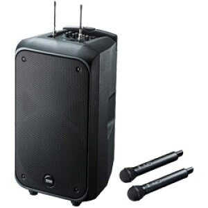 SANWA SUPPLY(サンワサプライ) ワイヤレスマイク付き拡声器スピーカー MM-SPAMP8 MMSPAMP8