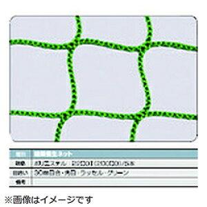 トラスコ中山 TRUSCO 建築養生ネット緑1.8Φ 幅3.6m×5.4m 目合30 角目ラッセル TCN3654GN