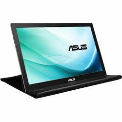 ASUSMB169B+(15.6型/IPSパネル/フルHD/USBディスプレイ/ダークシルバー)