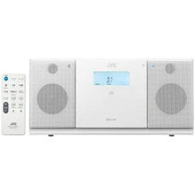 JVCケンウッド CDラジオ(ラジオ+CD)ホワイト NXPB30W 【ワイドFM対応】 NXPB30W