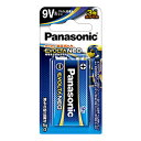 Panasonic(パナソニック) エボルタネオ9V電池 6LR61NJ/1B [2本 /アルカリ] 6LR61NJ1B