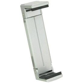 ベルボン タブレット/iPad対応[固定幅123〜210mm 厚み22mm以内] 三脚用タブレットホルダー「Luvipod(ラビポッド)」 TH1(シルバー) LUVIPODTH1S