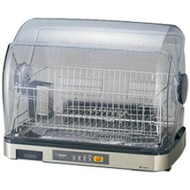 【中古】ZOJIRUSHI(象印マホービン) 食器乾燥機 EY-SB60 ステンレスグレー [6人用]〔箱破損品〕【291-ud】