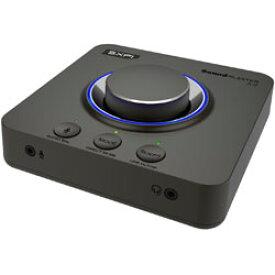 CREATIVE(クリエイティブ) 外付けサウンドカード Sound Blaster X4 USBオーディオ SB-X-4A SBX4A