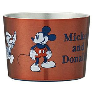 スケーター ミニカップ用真空ステンレスアイスクリームカップ ミッキーマウス STIC1 [120ml] STIC1