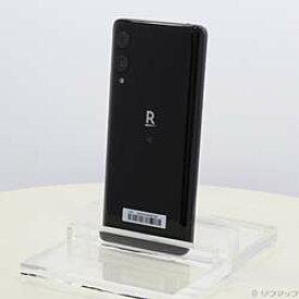 【中古】楽天 Rakuten Hand 64GB ブラック P710 SIMフリー【291-ud】