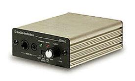 audio-technica(オーディオテクニカ) AT-MA2 (マイクロホンアンプ) ATMA2