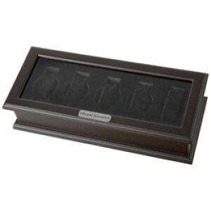 サンブランド 木製時計ケース(5本用) 189982 189982