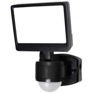 ELPA 屋外用LEDセンサーライト AC電源 1灯ワイド ESL-SS421AC [白色 /コンセント式] ESLSS421AC