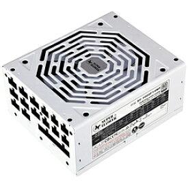 SUPERFLOWER PC電源 LEADEX PLATINUM SE 1000W-WT ホワイト [1000W /ATX /Platinum] LEADEXPT1000WT