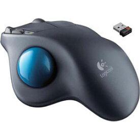 logicool(ロジクール) M570t マウス Wireless Trackball シルバー&ブルー [レーザー /5ボタン /USB /無線(ワイヤレス)] M570T